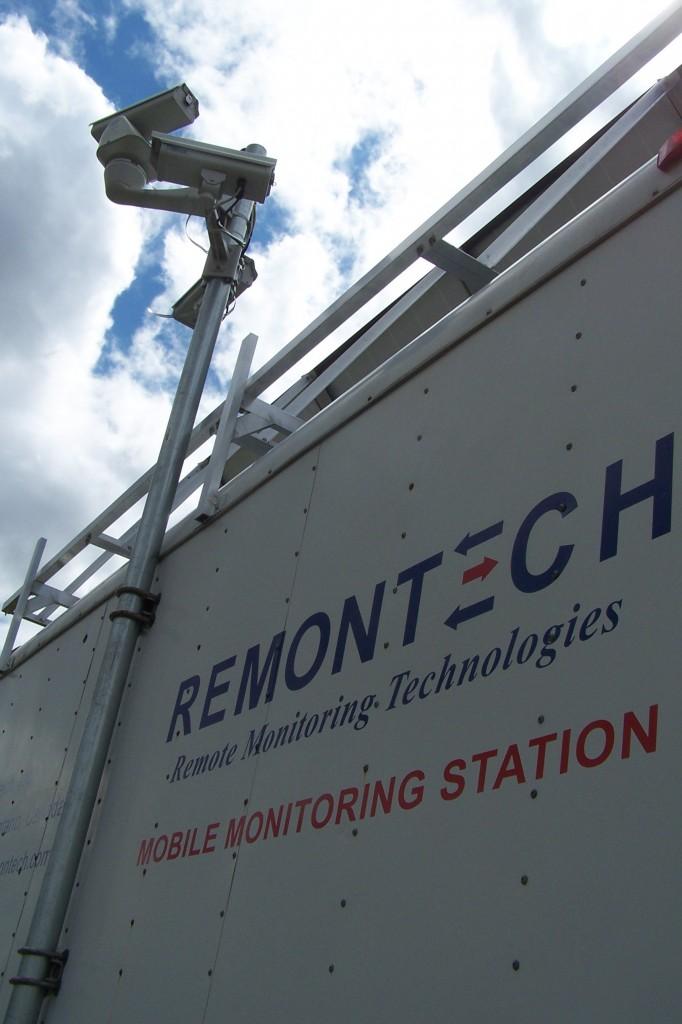 Construction Camera Remontech